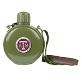 Texas A&M Aggies Colored Logo Canteen with Compass