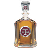 Texas A&M Aggies Capitol Decanter