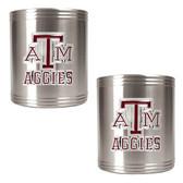 Texas A&M Aggies Can Holder Set