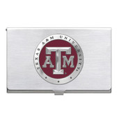 Texas A&M Aggies Business Card Case Set
