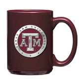 Texas A&M Aggies Burgundy Coffee Mug Set