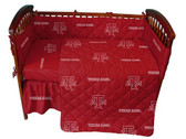 Texas A&M Aggies Baby Crib Set