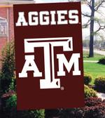 Texas A & M Aggies Banner Flag