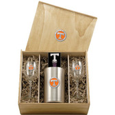 Tennessee Volunteers Wine Set