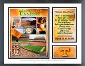 Tennessee Volunteers Milestones & Memories Framed Photo