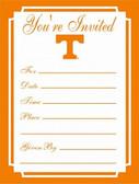 Tennessee Volunteers Formal Invitations