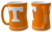 Tennessee Volunteers Coffee Mug - 15oz Sculpted