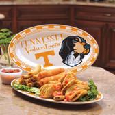 Tennessee Volunteers Ceramic Plate