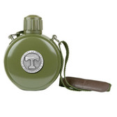 Tennessee Volunteers Canteen with Compass
