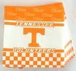 Tennessee Volunteers Beverage Napkins