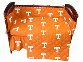 Tennessee Volunteers Baby Crib Set