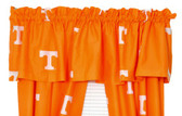 "Tennessee Volunteers 84"" x 15"" Valance"