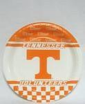 "Tennessee Volunteers 7"" Dessert Paper Plates"