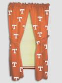 "Tennessee Volunteers 42"" x 63"" Curtain Panels"
