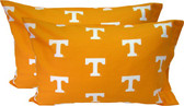 Tennessee Printed Pillow Case - (Set of 2) - Solid