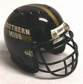 Southern Miss Golden Eagles Micro Helmet