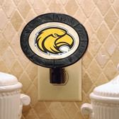 Southern Miss Golden Eagles Art Glass Nightlight