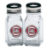 South Carolina Gamecocks Salt and Pepper Shaker Set