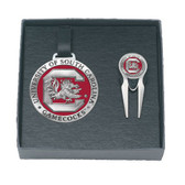 South Carolina Gamecocks Golf Gift Set
