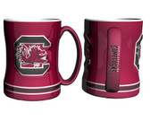 South Carolina Gamecocks Coffee Mug - 15oz Sculpted