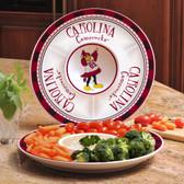 South Carolina Gamecocks Ceramic Chip n Dip Server