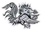 South Carolina Gamecocks Bling Auto Emblem