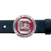 South Carolina Gamecocks Belt Buckle