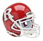Rutgers Scarlet Knights Schutt Mini Helmet