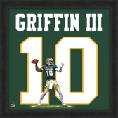 Robert Griffin III Baylor Bears 20x20 Framed Uniframe Jersey Photo