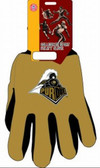 Purdue Boilermakers Two Tone Gloves - Adult