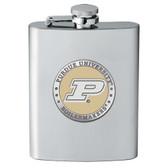 Purdue Boilermakers Flask