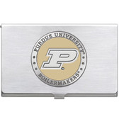 Purdue Boilermakers Business Card Case Set