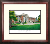 Oregon State University Alumnus Framed Lithograph