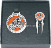 Oregon State Beavers Golf Gift Set