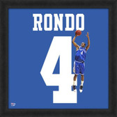 Kentucky Wildcats Rajon Rondo 20x20 Framed Uniframe Jersey Photo