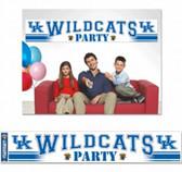 Kentucky Wildcats Party Banner