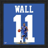 Kentucky Wildcats John Wall 20x20 Framed Uniframe Jersey Photo