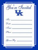 Kentucky Wildcats Formal Invitations