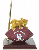 Kentucky Wildcats Desk Clock & Pen Set