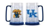 Kentucky Wildcats Crystal Freezer Mug