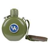 Kentucky Wildcats Colored Logo Canteen with Compass CA10567EB