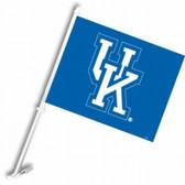 Kentucky Wildcats Car Flag