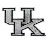 Kentucky Wildcats Bling Auto Emblem