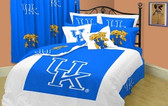 Kentucky Wildcats Bed in a Bag (Full)