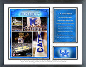 Kentucky Wildcats Basketball Milestones & Memories Framed Photo