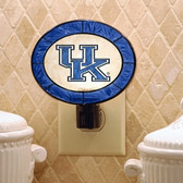 Kentucky Wildcats Art Glass Nightlight