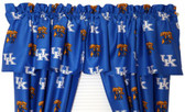 "Kentucky Wildcats 84"" x 15"" Valance"
