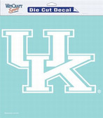 "Kentucky Wildcats 8""x8"" Die-Cut Decal"