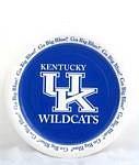 """Kentucky Wildcats 7"""" Dessert Paper Plates"""
