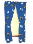 "Kentucky Wildcats 42"" x 84"" Curtain Panels"